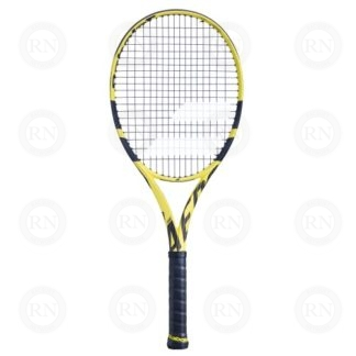 Product knock out of Babolat Pure Aero Team tennis racquet