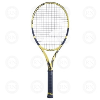 Product knock out of Babolat Pure Aero Tour Tennis Racquet Front