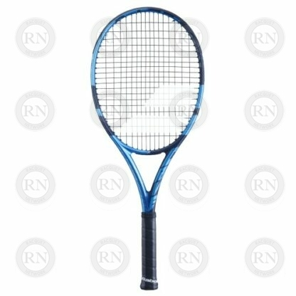 Catalog image of a Babolat Pure Drive 107 tennis racquet.