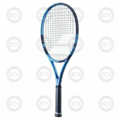 Catalog image of a Babolat Pure Drive 107 Tennis Racquet turned to the right