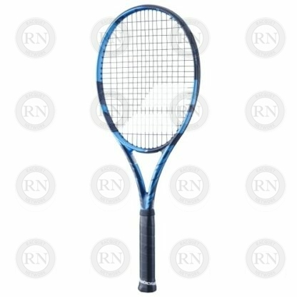 Catalog image of a Babolat Pure Drive Tour tennis racquet turned a little to the right