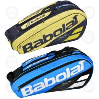 Product Array: Babolat Pure Line 6R Racquet Bag Array