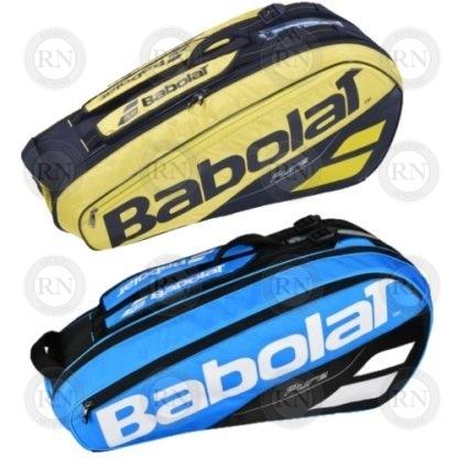 Product Array: Babolat Pure Line 6R Racquet Bag Array