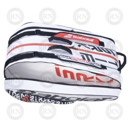 Product Knock Out: Babolat Pure Strike 12R Racquet Bag 751201 - Material