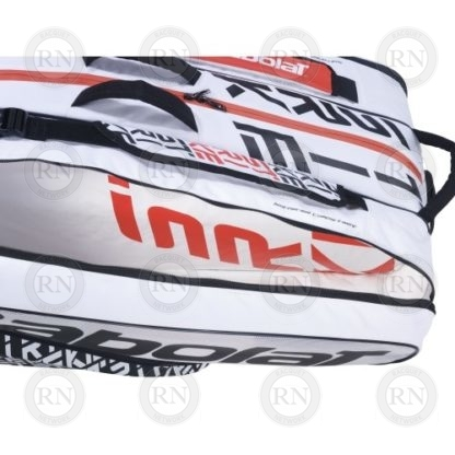 Product Knock Out: Babolat Pure Strike 12R Racquet Bag 751201 - Material Zoom