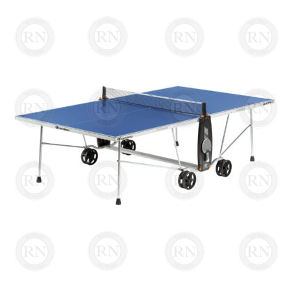 Product Knock Out: Cornilleau 100S Crossover Table Tennis Table Blue - Open