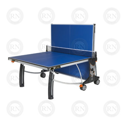 Illustration: Cornilleau 500 Indoor Table Tennis Table - Solo Game