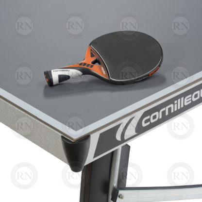 Illustration: Cornilleau 500M Crossover Outdoor Table Tennis Table - Corner
