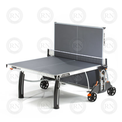 Illustration: Cornilleau 500M Crossover Outdoor Table Tennis Table - Solo Game