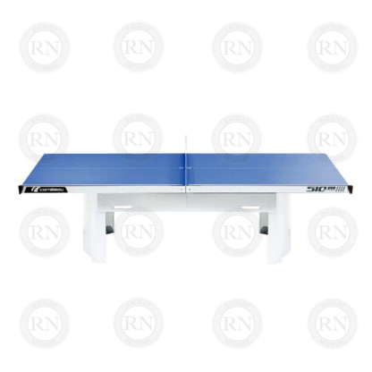 Illustration: Cornilleau 510M Crossover Table Tennis Table Blue - Storage