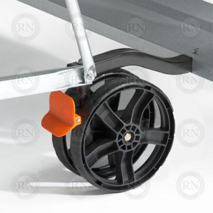 Illustration: Cornilleau 540M Crossover Table Tennis Table - Wheel Brake