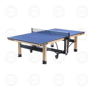 Product Knock Out: Cornilleau 850 Wood Table Tennis Table - Blue Table Top