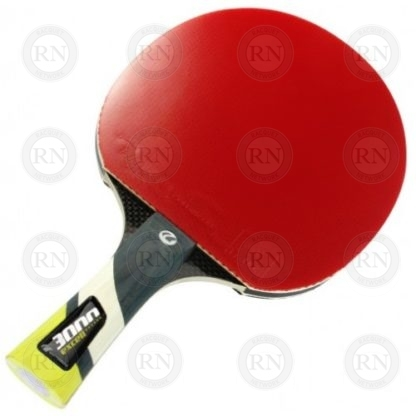 Cornilleau Excell 3000 Indoor Table Tennis Paddle Product Knock Out 45 degree