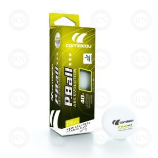 Product Knock Out: Cornilleau P-Ball ABS Evolution 3 Star Table Tennis Balls