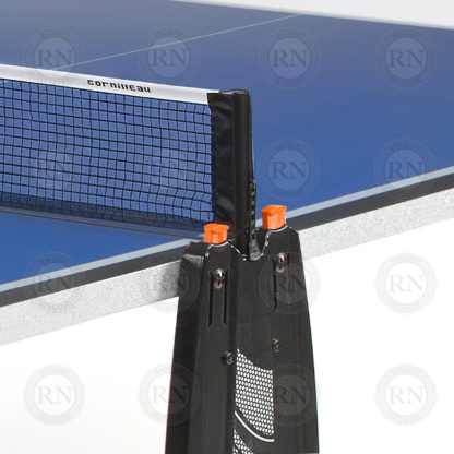 Illustration: Cornilleau Sport 100 Indoor Table Tennis Table - Net