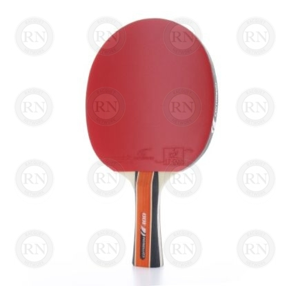 Product Knock Out: Cornilleau Sport 300 Table Tennis Paddle - Face Diagonal Left