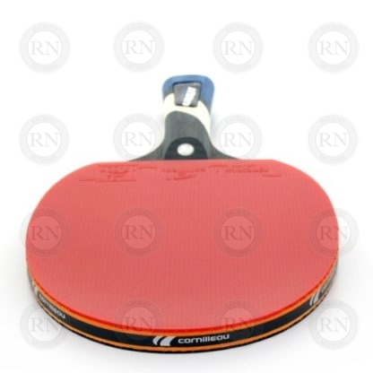 Product Knock Out: Cornilleau Table Tennis Paddle Top View