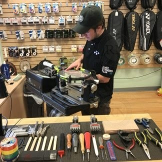 Tennis Racquet Stringing in Calgary