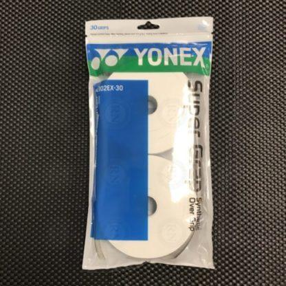 Yonex Supergrap 30 Pack White