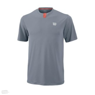 Junior Boys Wilson T-Shirt Grey