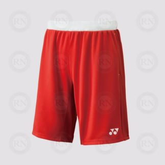 Yonex Men's Short 15064 Red