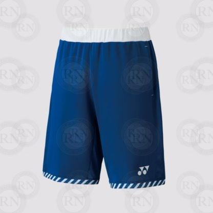 Yonex Men's Shorts 15065 Axelson Blue