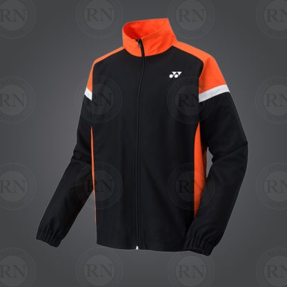 Men's Warm-Up Jacket YM0005 Black