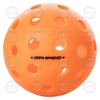 ONIX FUSE G2 OUTDOOR PICKLEBALL BALL ORANGE