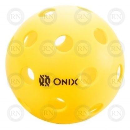 ONIX PURE 2 INDOOR PICKLEBALL BALL YELLOW