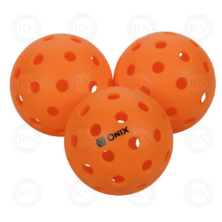 ONIX PURE 2 PICKLEBALL BALL ORANGE