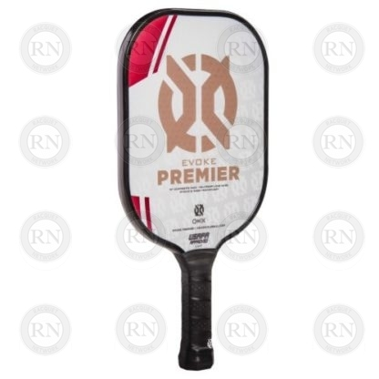 Product Knock Out: Onix Evoke Premier Heavy Weight Pickleball Paddle - Angle