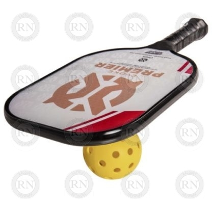 Product Knock Out: Onix Evoke Premier Heavy Weight Pickleball Paddle with Ball