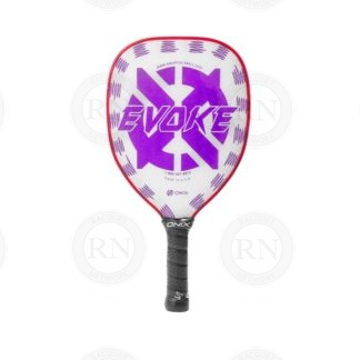 Onix Evoke Teardrop Composite Purple Pickleball Paddle