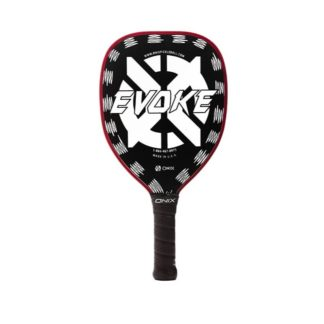 Onix Evoke Teardrop Pickleball Paddle White