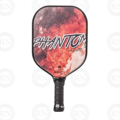 Onix Phantom V2 Graphite Pickleball Paddle Red