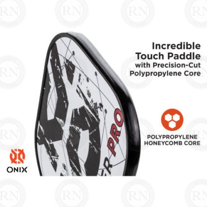 Onix Voyager Pro Pickleball Paddle Top