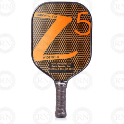 Onix Z5 Graphite Pickleball Paddle Orange