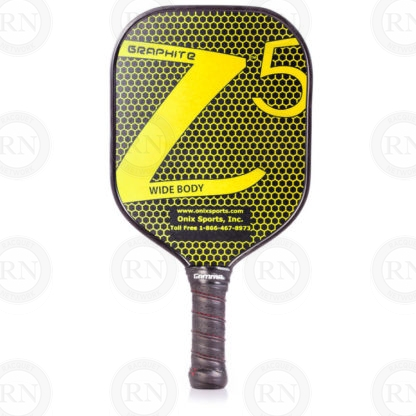 Onix Z5 Graphite Pickleball Paddle Yellow