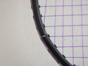 Why Do Badminton Racquets Break During Stringing?