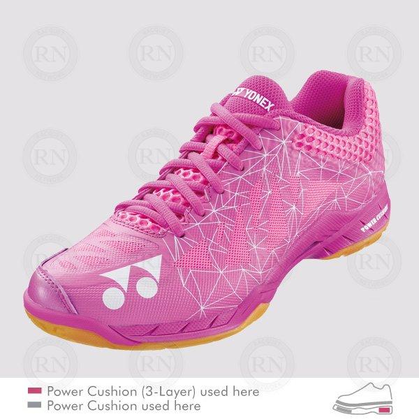 ed99f2844ba2 Yonex Power Cushion Aerus 2 Ladies Badminton Shoes