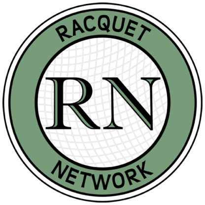 Racquet Network Logo LARGE