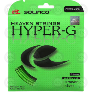 SOLINCO HYPER G TENNIS STRING SET