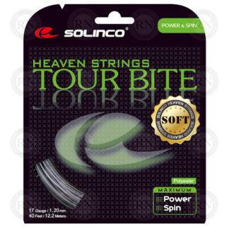 SOLINCO TOUR BITE SOFT TENNIS STRING SET