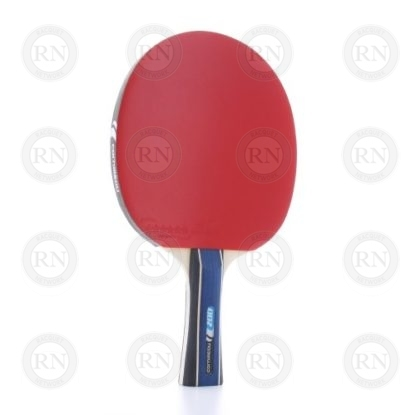 Product Knock Out: Cornilleau Sport 200 Table Tennis Paddle - Face angle right