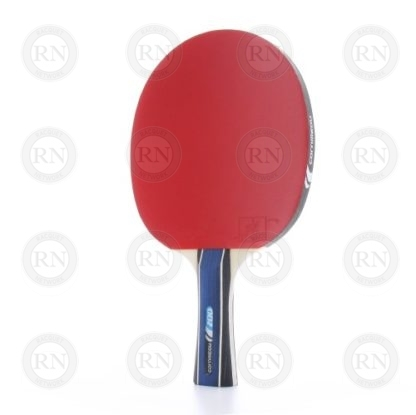 Product Knock Out: Cornilleau Sport 200 Table Tennis Paddle - Face angel left