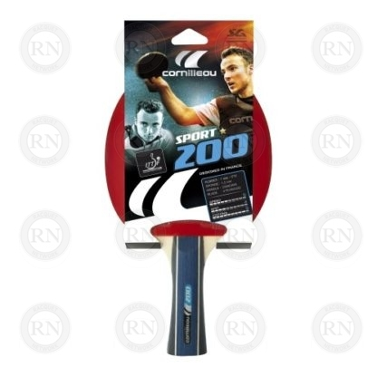 Product Knock Out: Cornilleau Sport 200 Table Tennis Paddle - Packaging