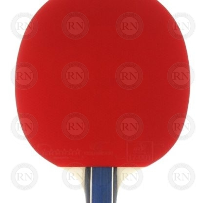 Product Knock Out: Cornilleau Sport 200 Table Tennis Paddle - Face Close Up