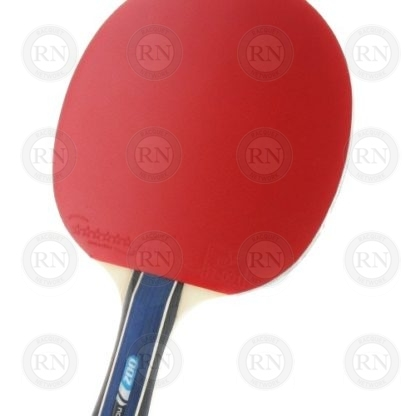 Product Knock Out: Cornilleau Sport 200 Table Tennis Paddle - Face Close Up angle