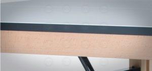 Illustration: Solid Wood Frame