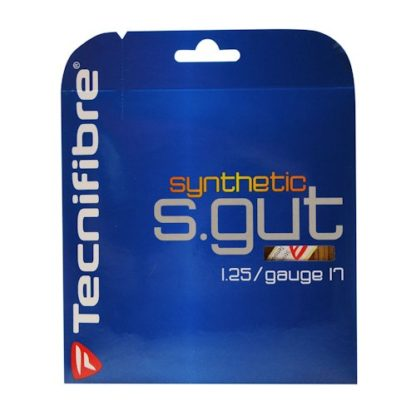 TECHNIFIBER SYNTHETIC GUT SQUASH STRING
